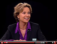 Click for Charlie Rose discussion with Kati Marton